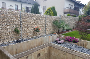 Zaunbau und Gartenbau